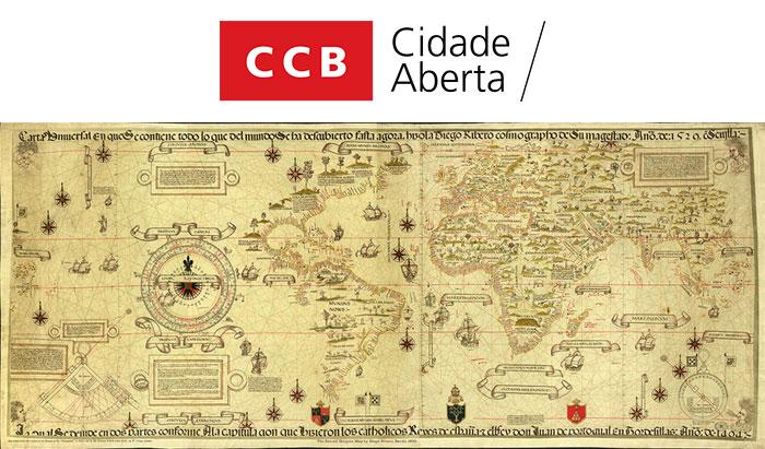 CCB | Fernão de Magalhães e a descoberta da grandeza do mundo > 13, 20 e 27 de fevereiro e 5 de março de 2020 | 18:00
