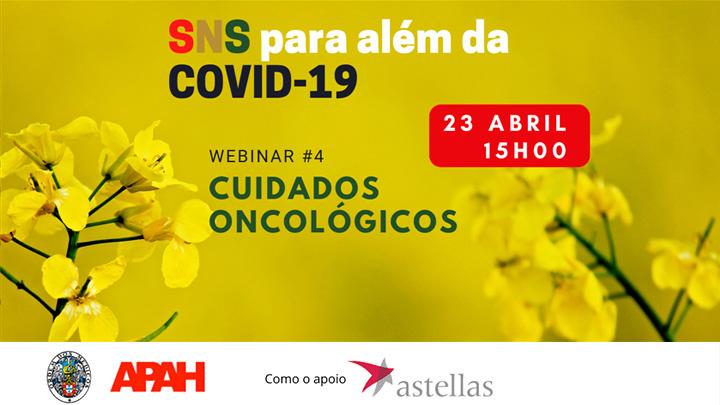 Conferência Wed Debate Cuidados Oncológicos