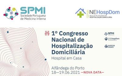 1º Congresso Nacional de Hospitalização Domiciliária – Nova Data