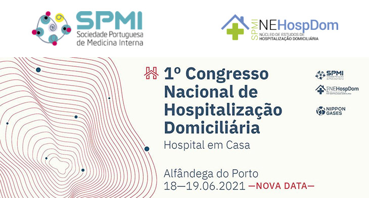 1º Congresso Nacional de Hospitalização Domiciliária - Nova Data