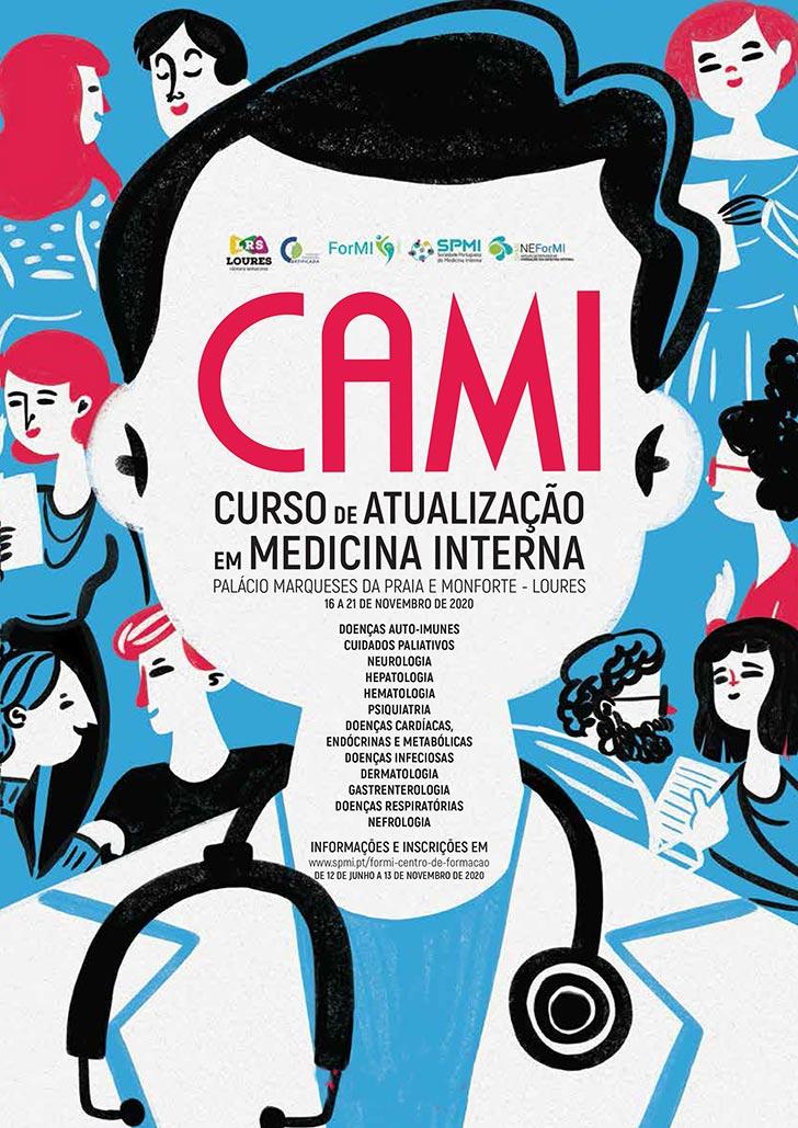 Curso de Atualização em Medicina Interna - Novidades na edição de 2020! Inscreva-se