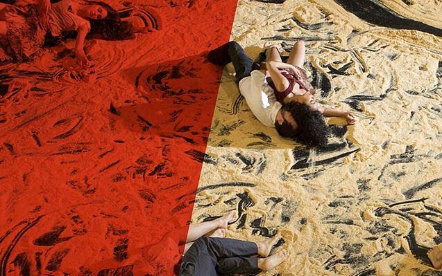 #CCBCidadeDigital | Especial «A Sagração da Primavera» – O duplo espetáculo que juntou a coreografia de Olga Roriz à música de Luís Tinoco