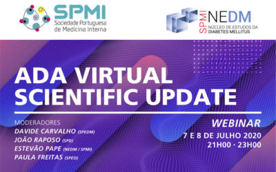 NEDM: ADA Virtual Scientific Update