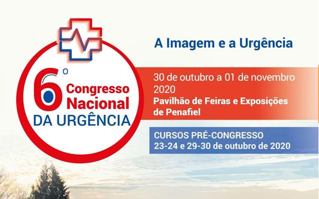 6º Congresso Nacional de Urgência