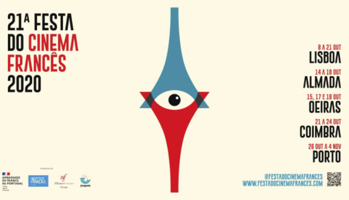 21ª Festa do Cinema Francês - PROGRAMAÇÃO