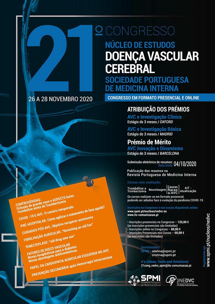 21º Congresso do NEDVC - Inscrições Abertas