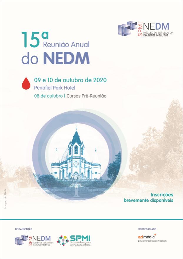 15ª Reunião Anual do NEDM - Informações