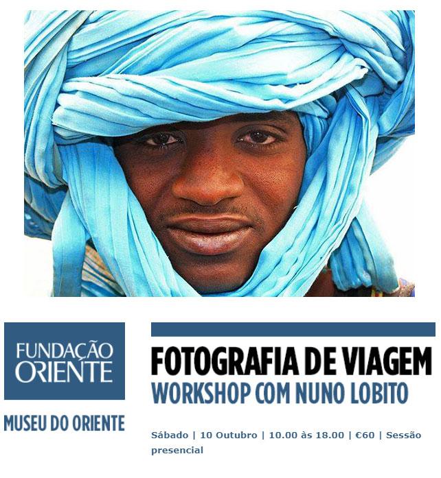 WORKSHOP FOTOGRAFIA DE VIAGEM