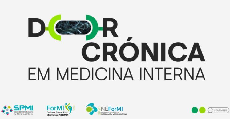 Curso Dor Crónica E-Learning - Inscrições Abertas