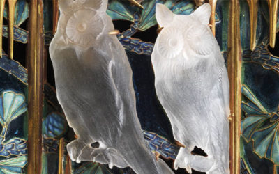 Renovação da Galeria René Lalique e uma nova exposição do artista