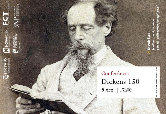 Conferência   Dickens 150   9 dez.   17h00   BNP