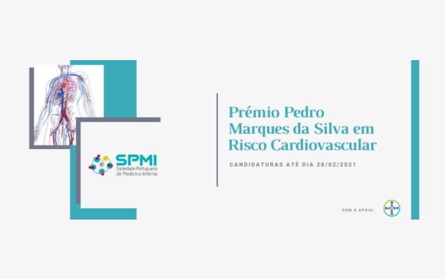 Prémio Pedro Marques da Silva em Risco Cardiovascular