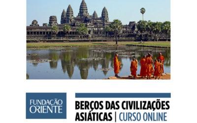 CURSO ONLINE | BERÇOS DAS CIVILIZAÇÕES ASIÁTICAS