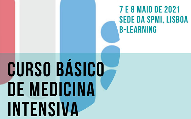 Curso Básico de Medicina Intensiva B-Learning – Inscrições Abertas