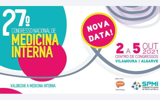 27º Congresso Nacional de Medicina Interna – Nova Data