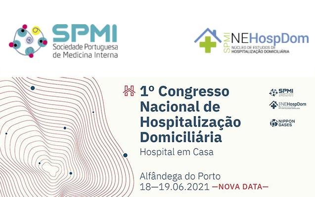1º Congresso Nacional de Hospitalização Domiciliária – Inscrições Abertas