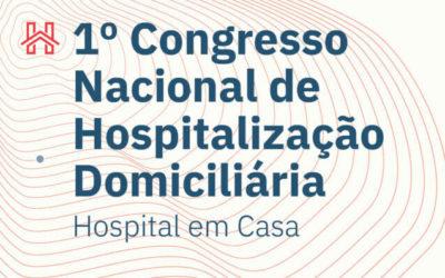 1º Congresso Nacional de Hospitalização Domiciliária – Inscreva-se até 11 de Junho