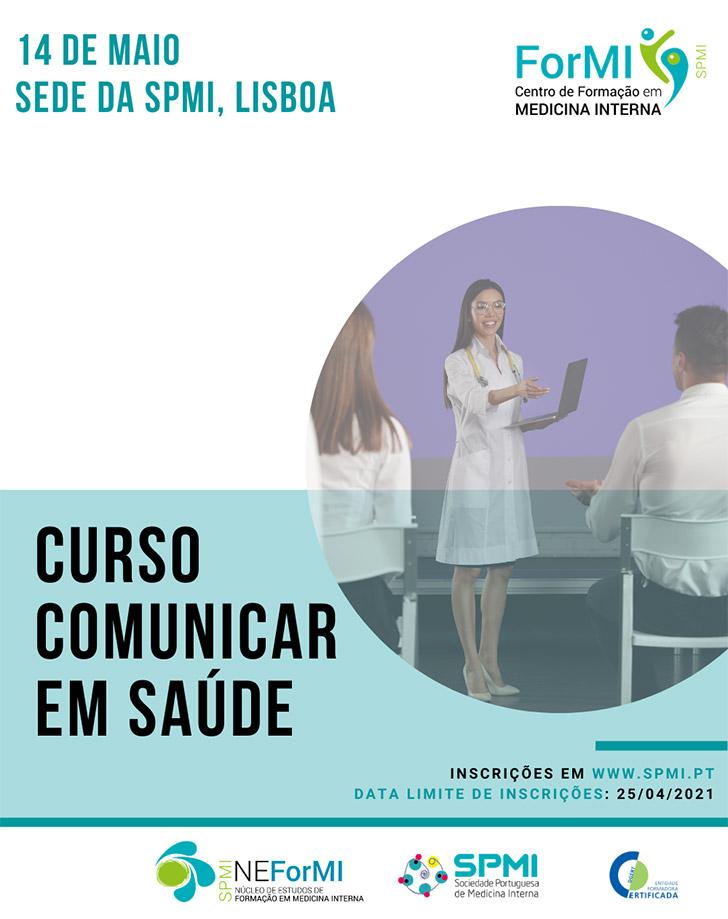 Curso Comunicar em Saúde - Inscrições Abertas