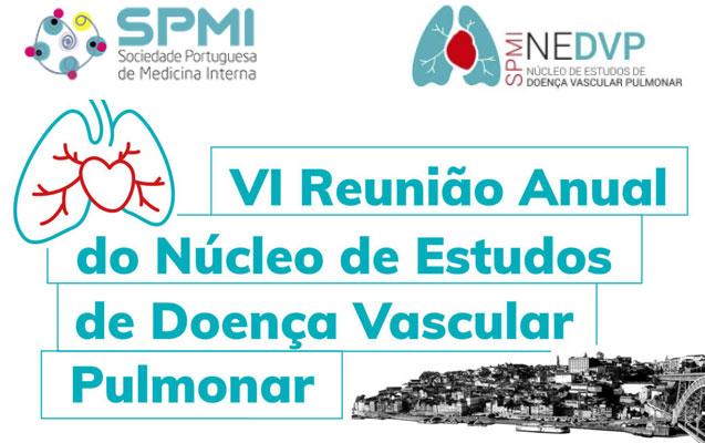 VI Reunião Anual do Núcleo de Estudos de Doença Vascular Pulmonar – Nova Data
