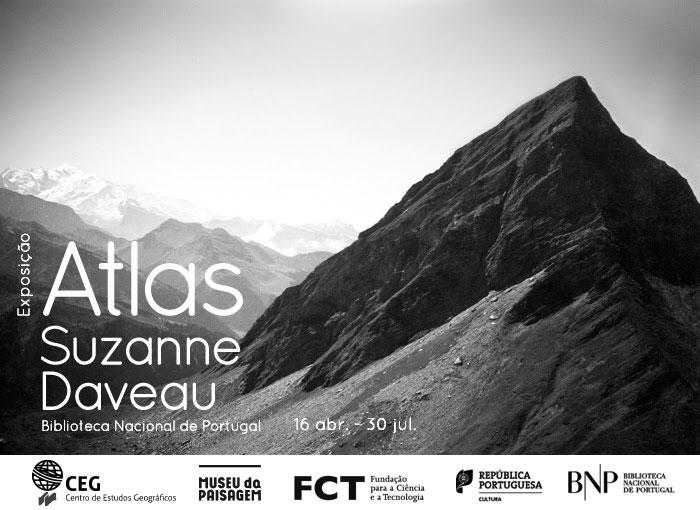 Exposição | Atlas Suzanne Daveau | 16 abr. - 30 jul.