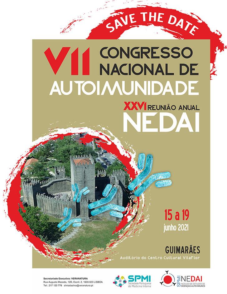 XXVI Reunião Anual do NEDAI / VII Congresso Nacional de Autoimunidade