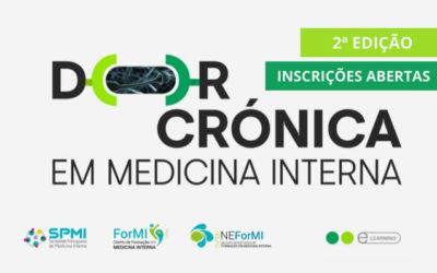 2ª Edição E-learning Curso Dor Crónica – Ainda está a tempo de se inscrever