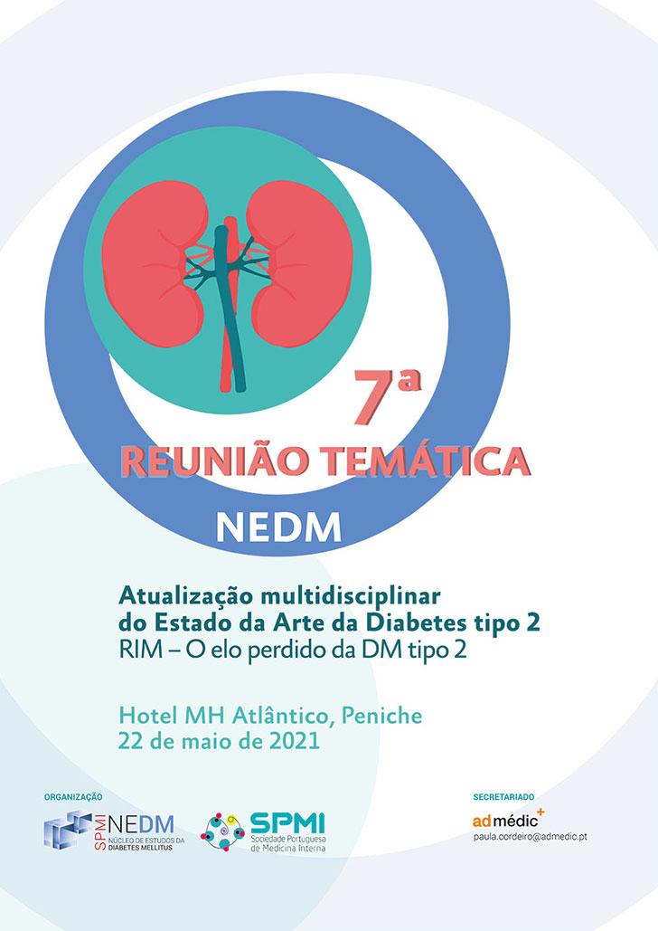 7ª Reunião Temática do NEDM - Últimas Vagas!