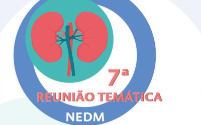 7ª Reunião Temática do NEDM – Últimas Vagas!