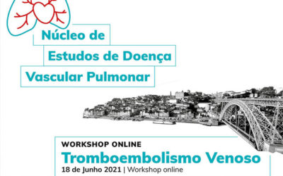 Workshop Online de Tromboembolismo Venoso – Inscrições Abertas