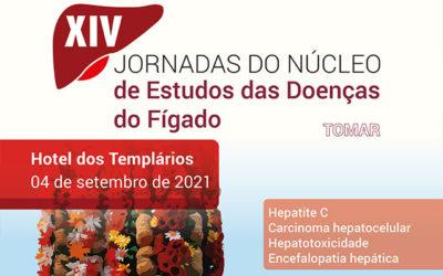 XIV Jornadas do Núcleo de Estudos das Doenças do Fígado