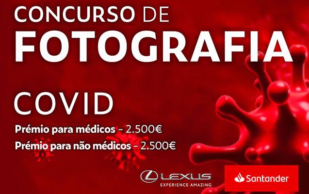 Concurso de fotografia «COVID»