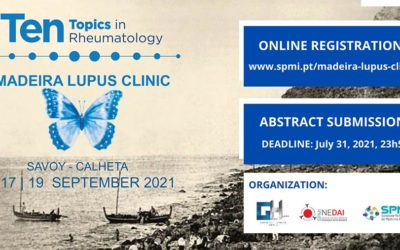 Ten Topics in Rheumatology | Madeira Lupus Clinic 2021 – Inscrições Abertas