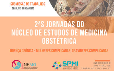 2as Jornadas do Núcleo de Estudos de Medicina Obstétrica – Inscrições Abertas