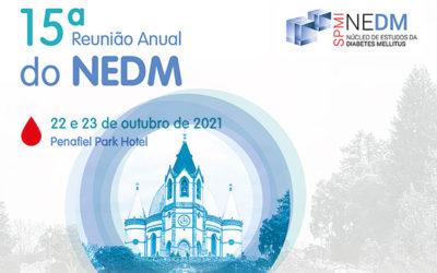 15ª Reunião Anual do NEDM – Curso Pré-Reunião