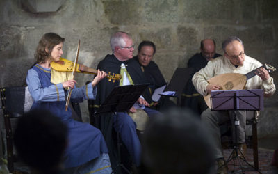 Concerto | Vozes Alfonsinas | O mundo musical do Rei Afonso X, o Sábio | 5 jul. | 21h30 | BNP