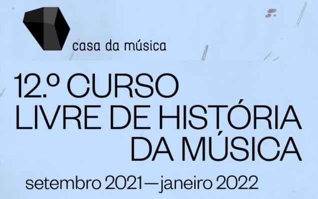 Curso Livre de História da Música 2021