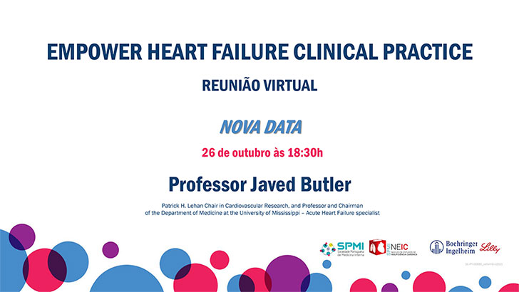Reunião Virtual: Empower Heart Failure Clinical Practice - Nova Data