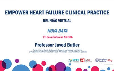 Reunião Virtual: Empower Heart Failure Clinical Practice – Nova Data