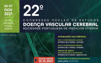22º Congresso do NEDVC – Nova Data para submissão de trabalhos
