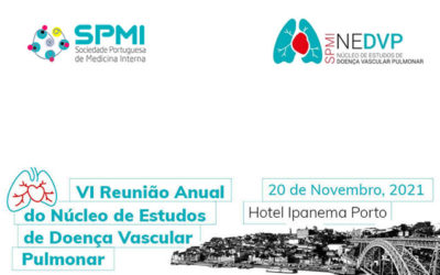 VI Reunião Anual do Núcleo de Estudos de Doença Vascular Pulmonar